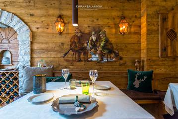 Ristorante Stube Gourmet - Italy