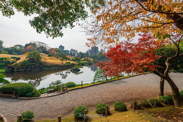Kumamoto Suizenji Garden - Kyushu