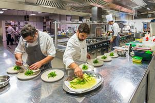 Osteria Arbustico: chef Cristian Torsiello