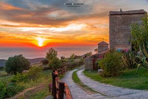Cilento: Castello San Sergio