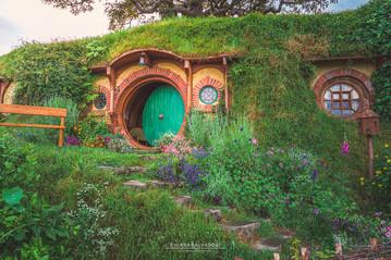 Hobbiton - North Island