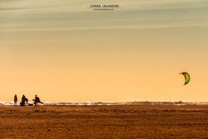 Kitesurf in Tarifa - Andalusia