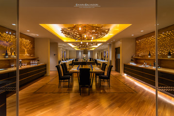 Tre Olivi Restaurant - Italy