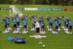 Yoga pour club sportif entrainement pour compétition