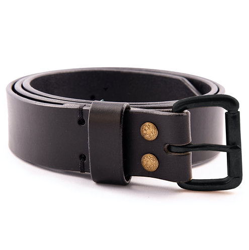 Heavy Duty Belt - Schwarz