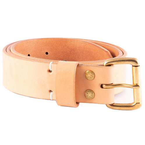 Heavy Duty Belt - Natur