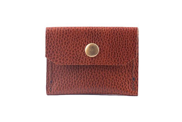 Coin Holder - Luxury Brown