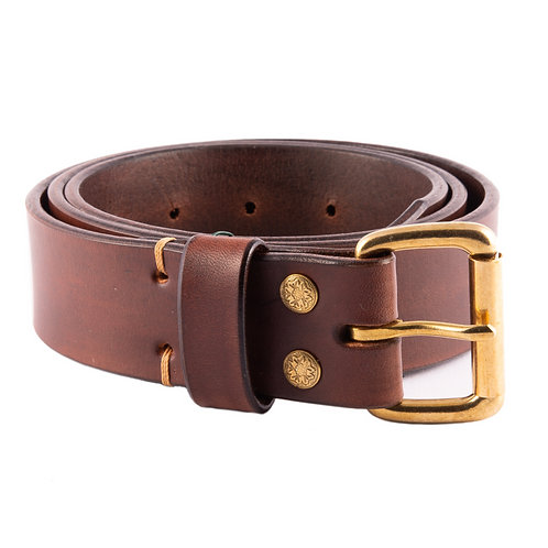 Heavy Duty Belt - Braun