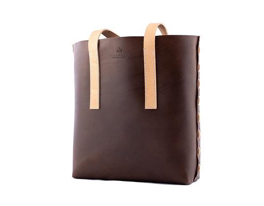 Classic Tote Bag - Brown