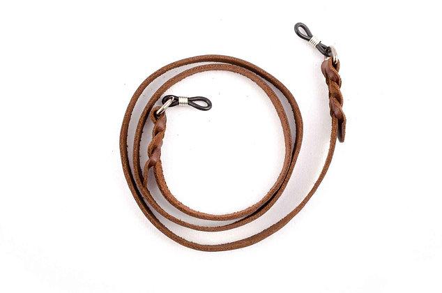 Brillenband - Braun