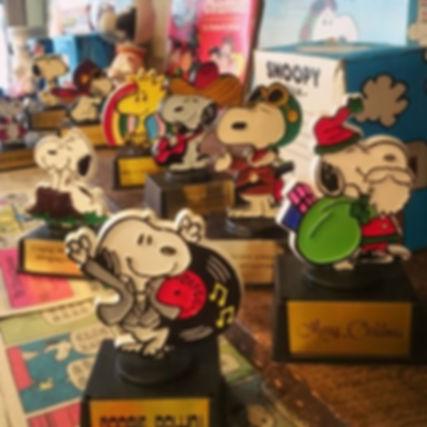 ピーナッツワッペン ¥800
