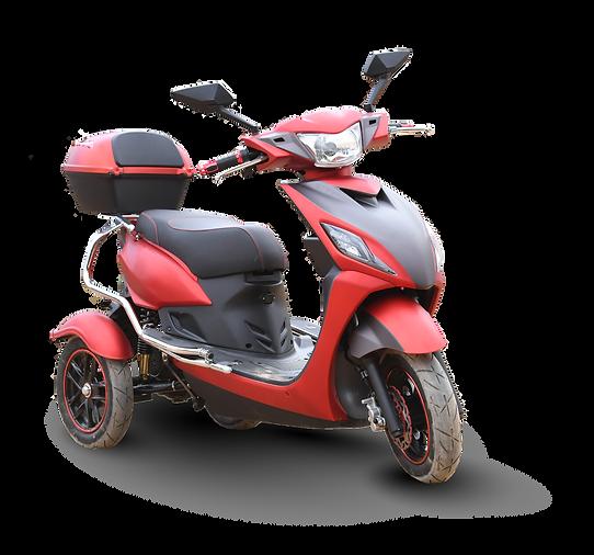 אופנוע חשמלי