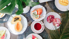 5 Tips for Setting a Tropical Table