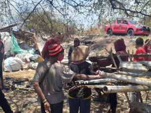 Tim JPIC Ledalero Adakan Kegiatan Pendataan Kelompok Marginal di Kota Maumere