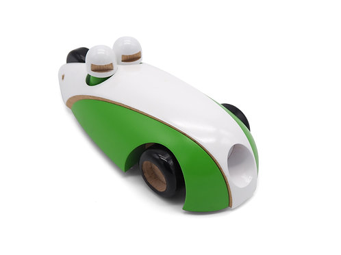 Green Riders CAR