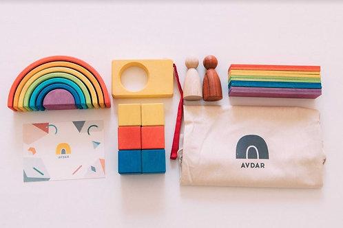 AVDAR Travel Kit (with camera)