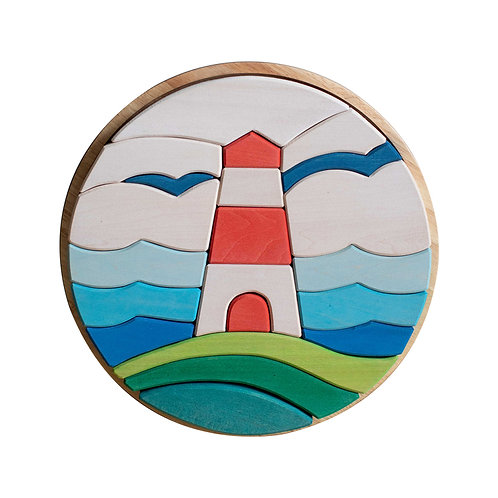 The Lighthouse Puzzle