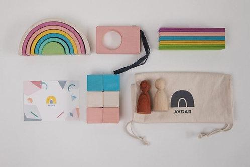 Pastel AVDAR Travel Kit (with camera)