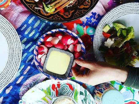 Greek Salad: Betta Feta, Olive, Tomato, Cucumber, Pepper, Red Onion.