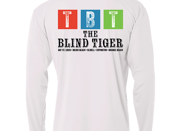 TBT Locations Long Sleeve Shirt