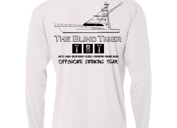 Offshore Drinking Team Long Sleeve Shirt