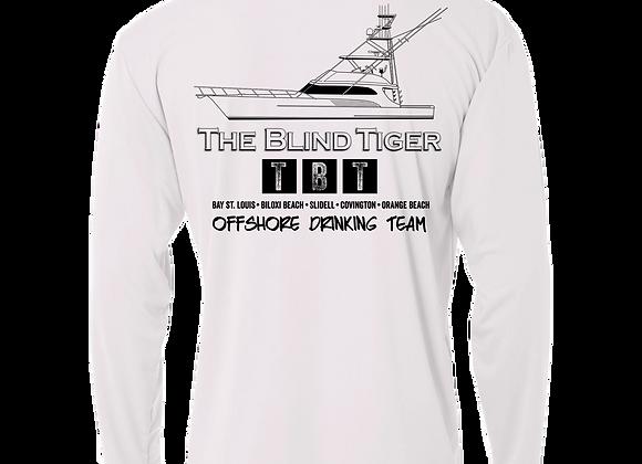 Offshore Drinking Team Long Sleeve Shirt
