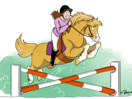 Les chevaux de mes rêves