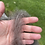 Thumbnail: Natural Colored Border Leicester Wool Roving 4 oz.