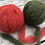 Thumbnail: Dyed Tunis Wool Roving. 4 oz.