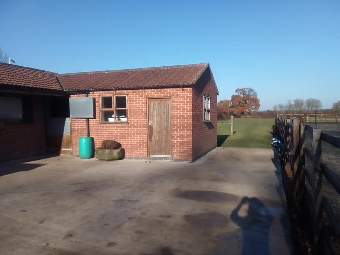 Saddlers Workshop/Yard.
