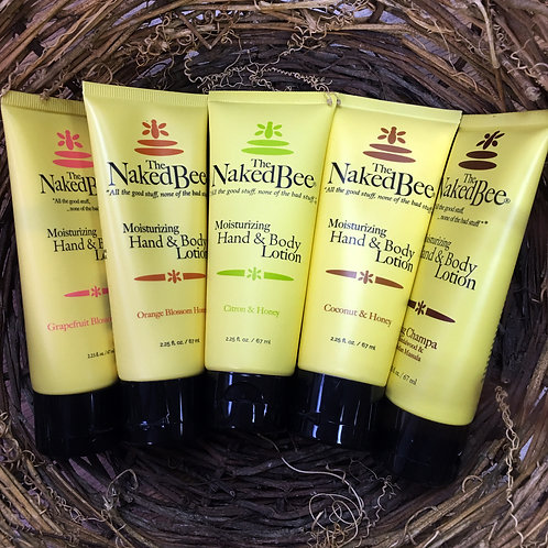 The Naked Bee Hand & Body Lotion