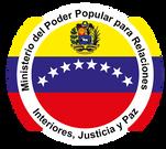 MPP Relaciones Interiores,  Justicia y Paz