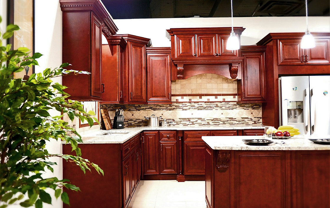 MAHOGNY KITCHEN