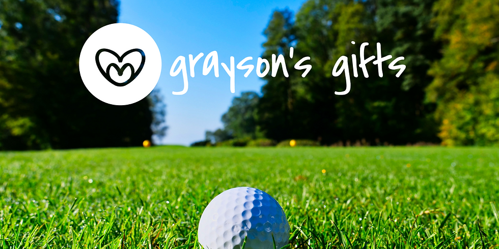 4th Annual Grayson's Gifts Golf Classic