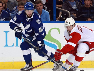 Tampa Bay Lightning Series Heads into Game 4 Against Red Wings