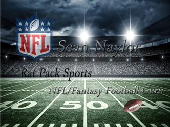 Week 5 Fantasy Football Start's and Sit's