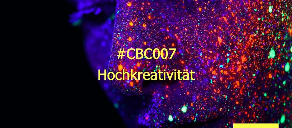 #CBC007 HOCHKREATIVITÄT