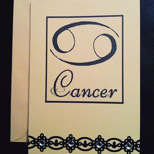 Cancer Greetings Card