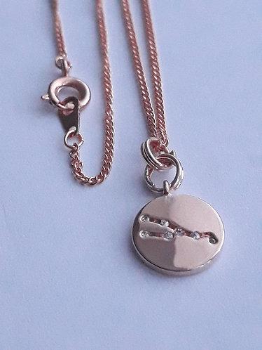 Taurus Charm Necklace