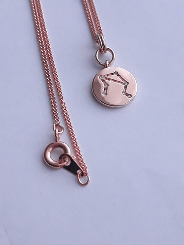 Libra Charm necklace