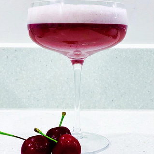 Cherry Bomb Cocktail