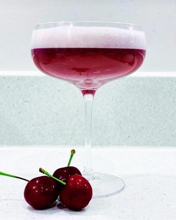 Cherry Bomb Cocktail