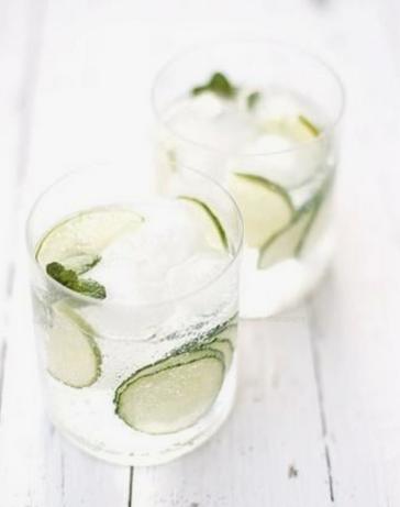 Verjuice Spritzer (Alcohol Free)