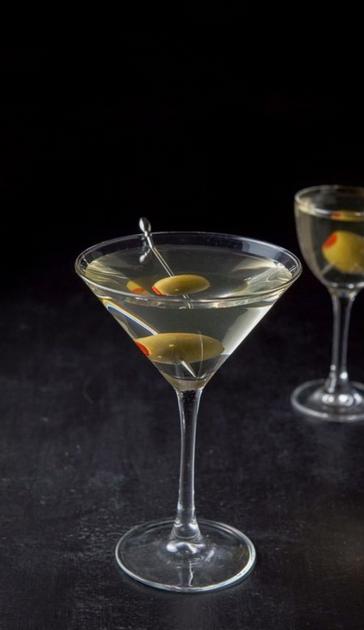 Tripple V cocktail
