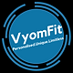 VyomFit Personalised.Unique.Limitless.pn
