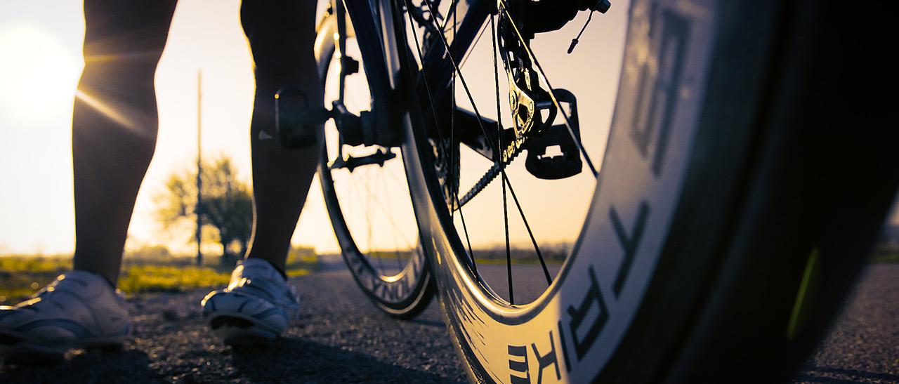 Bike-Feet frame