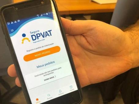 Você está sabendo que o seguro do DPVAT pode ser baixado pelo aplicativo?