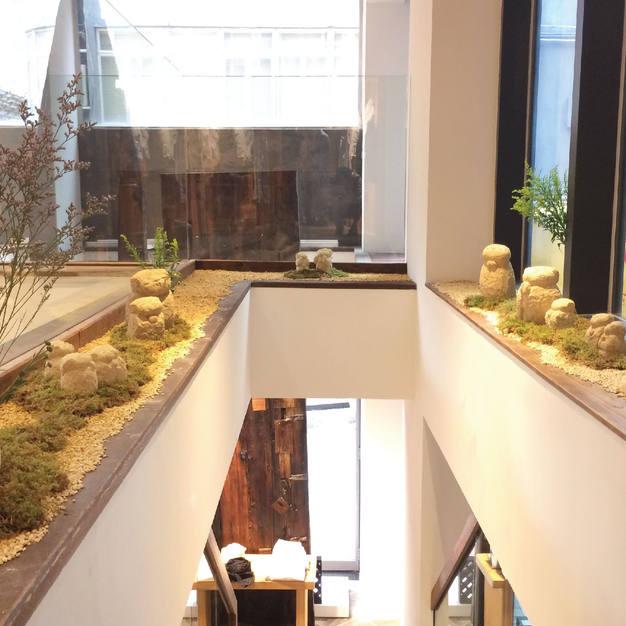 Greenery Venue Display