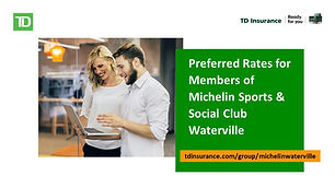 TD Ins Preferred Rates for MSSC Members.