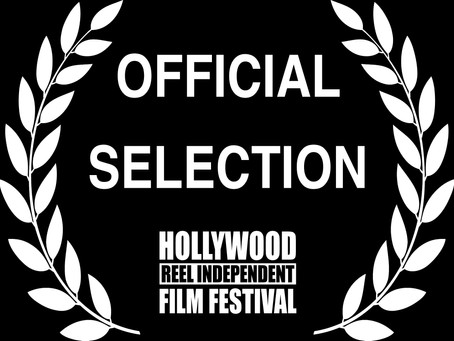 OFFICIAL SELECTION FOR THE HRIFF 2020!